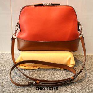 Túi xách đeo chéo da nữ dễ thương CNES TX188 004