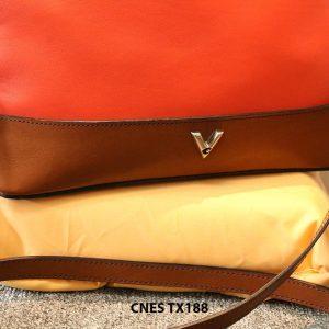 Túi xách đeo chéo da nữ dễ thương CNES TX188 003