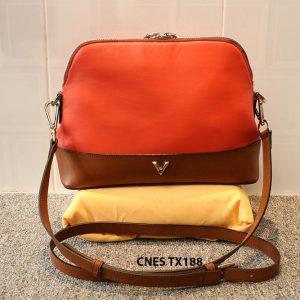 Túi xách đeo chéo da nữ dễ thương CNES TX188 001