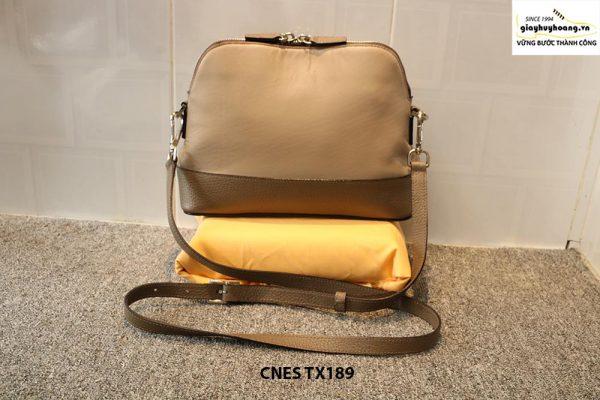 Túi xách da nữ đeo chéo tuyệt đẹp CNES TX189 003