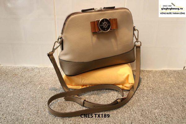 Túi xách da nữ đeo chéo tuyệt đẹp CNES TX189 002