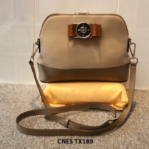 Túi xách da nữ đeo chéo tuyệt đẹp CNES TX189 001