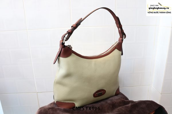 Túi xách nữ đeo vai da bò nhập khẩu CNES TX196 002