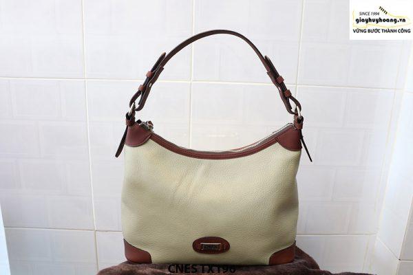 Túi xách nữ đeo vai da bò nhập khẩu CNES TX196 001
