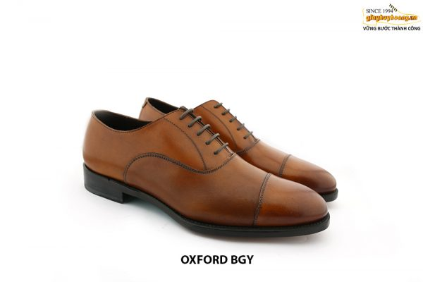 [Outlet] Giày tây nam trẻ trung Oxford BGY C2 003