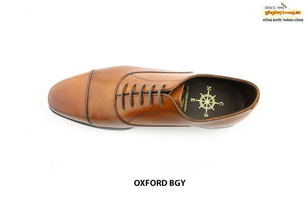 [Outlet] Giày tây nam trẻ trung Oxford BGY C2 002