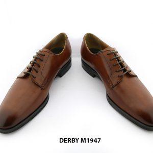 [Outlet] Giày da nam Derby buộc dây giá tốt M1947 006