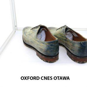 [Outlet Size 43] Giày da nam thủ công Oxford OTAWA 004