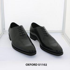 Giày da nam đế khâu Goodyear Oxford U1102 002