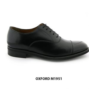 [Outlet size 39] Giày da nam đế may chỉ Oxford M1951 001