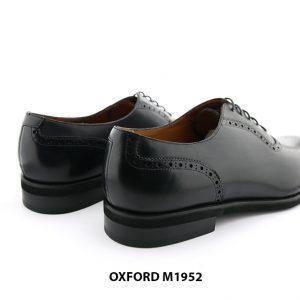 [Outlet size 46] Giày da nam đục lỗ Brogues Oxford M1952 006
