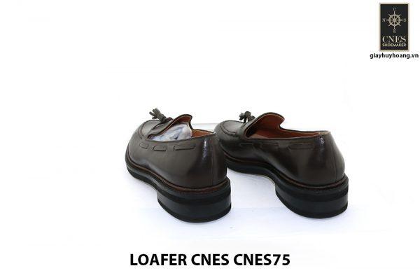 [Outlet Size 42] Giày không dây nam có chuông Tassel Loafer CNS75 004