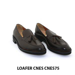 [Outlet Size 42] Giày không dây nam có chuông Tassel Loafer CNS75 001