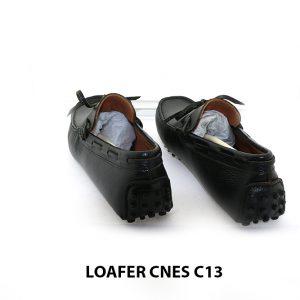 Giày lười nam da hột buộc dây Loafer C13 004