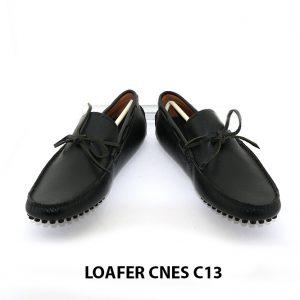 Giày lười nam da hột buộc dây Loafer C13 003