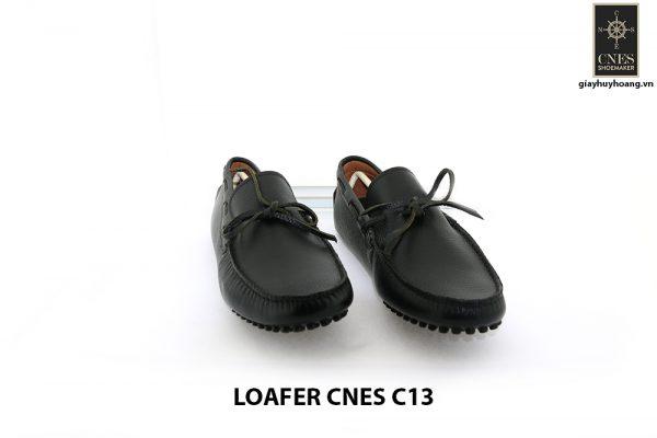 Giày lười nam da hột buộc dây Loafer C13 001