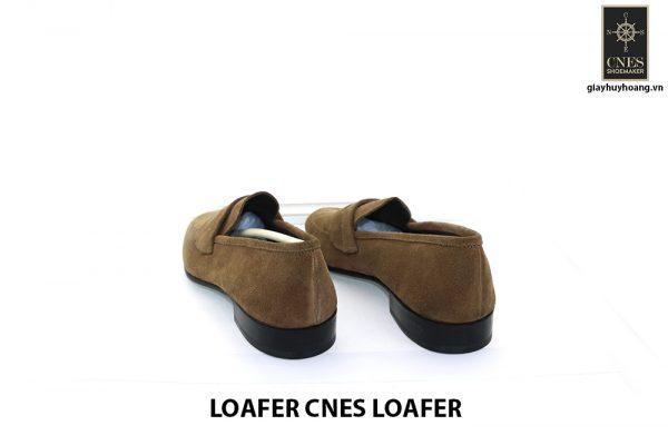 [Outlet Size 40.5] Giày lười nam da lộn thời trang Loafer Loafer 004