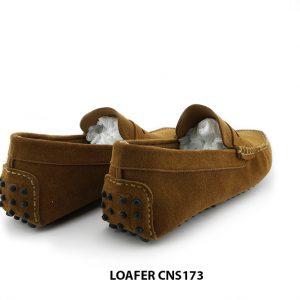 [Outlet Size 44] Giày da lộn nam loafer CNS173 006