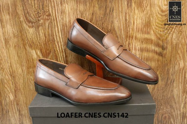 [Outlet] Giày lười nam đẹp phong cách Penny Loafer CNS142 005