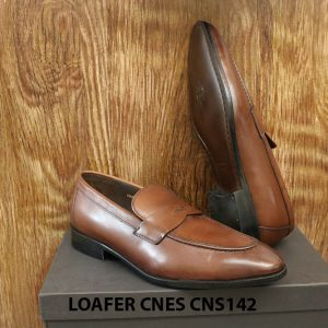 [Outlet] Giày lười nam đẹp phong cách Penny Loafer CNS142 004