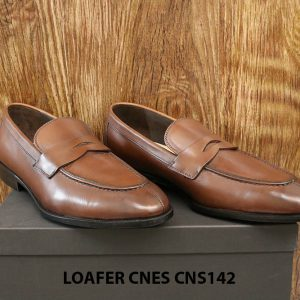 [Outlet] Giày lười nam đẹp phong cách Penny Loafer CNS142 001