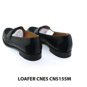 [Outlet Size 41] Giày lười nam kết hợp da lộn Loafer CNS155M 004
