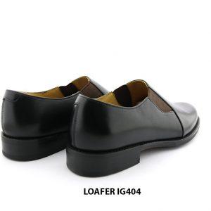 [Outlet Size 38] Giày lười da nam đơn giản loafer IG404 005