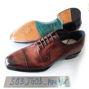 [Outlet size 40+43] Giày tây nam thoải mái Derby S03JG03 001