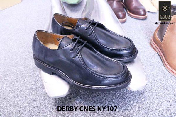 Giày tây nam thiết kế đặc biệt Derby NY107 005