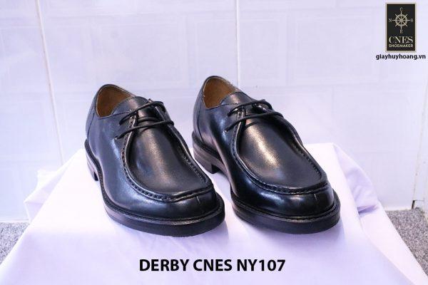Giày tây nam thiết kế đặc biệt Derby NY107 001