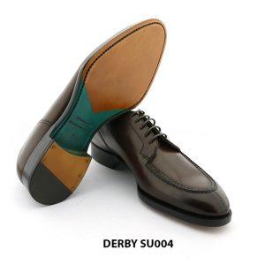 [Outlet size 41] Giày tây nam công sở Derby SU004 005