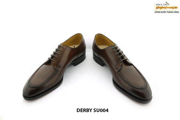 [Outlet size 41] Giày tây nam công sở Derby SU004 004