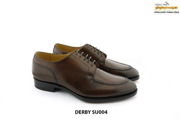 [Outlet size 41] Giày tây nam công sở Derby SU004 003