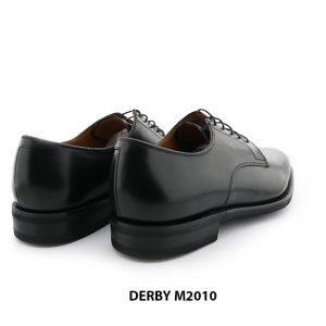 [Outlet] Giày da nam Derby mũi trơn M2010 009