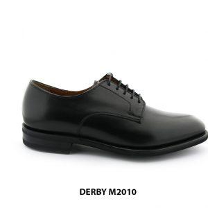 [Outlet] Giày da nam Derby mũi trơn M2010 001