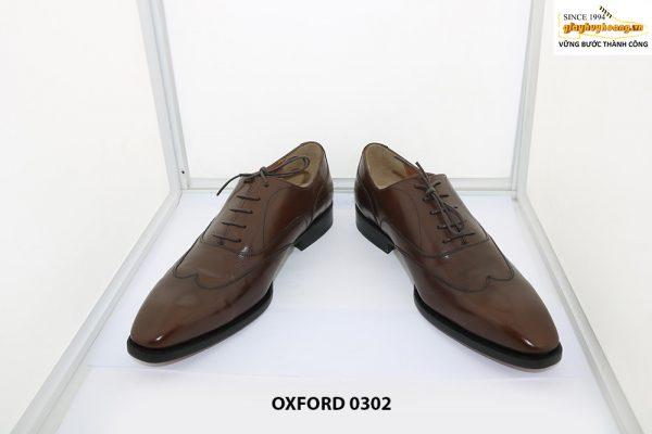 [Outlet] Giày da nam thời trang Oxford 0302 002
