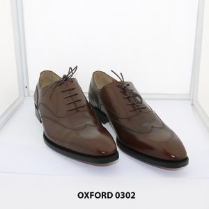 [Outlet] Giày da nam thời trang Oxford 0302 001