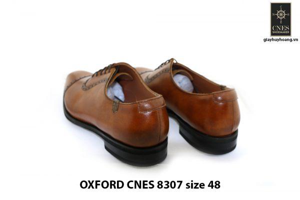 [Outlet size 48] Giày da nam size to duy nhất Oxford 8307 003