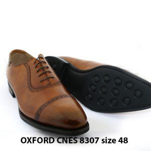 [Outlet size 48] Giày da nam size to duy nhất Oxford 8307 002