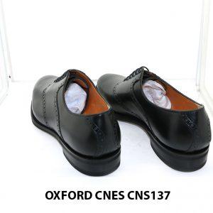 [Outlet] Giày da nam thiết kế độc đáo Oxford CNS137 004