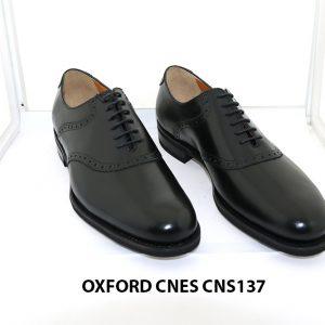 [Outlet] Giày da nam thiết kế độc đáo Oxford CNS137 001