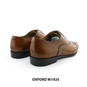 [Outlet] Giày da nam cổ điển màu bò Oxford M1925 006