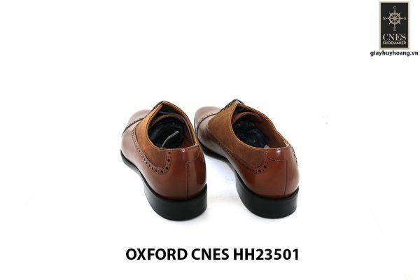 [Outlet size 40] Giày tây nam độc đáo Oxford HH23501 004