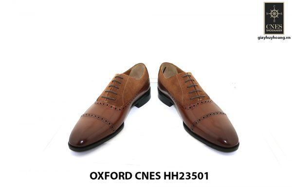 [Outlet size 40] Giày tây nam độc đáo Oxford HH23501 003
