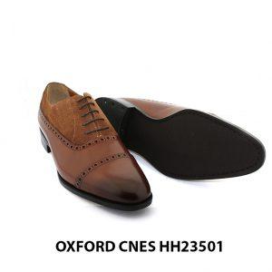 [Outlet size 40] Giày tây nam độc đáo Oxford HH23501 002